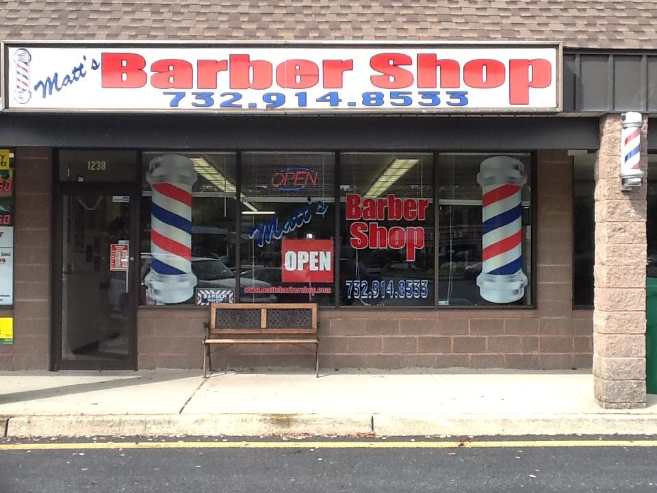 Matt's Barber Shop image 0