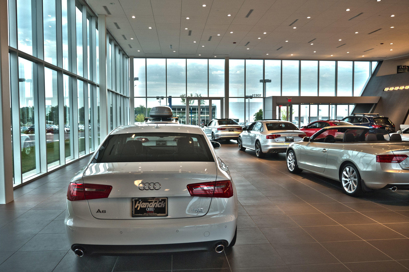 Audi Northlake Charlotte North Carolina Nc