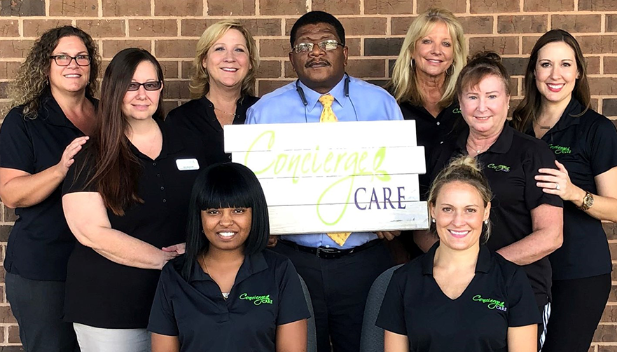 Flordia's Best In-Home Care Team
