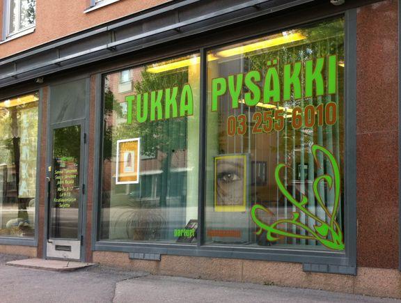 Parturi-Kampaamo Tukkapysäkki
