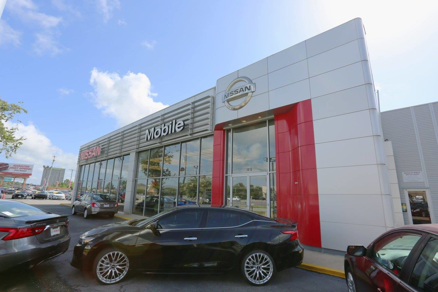 Welcome to Nissan of Mobile!