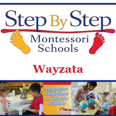 Step by Step Montessori Schools of Wayzata