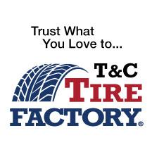 T & C Tire Factory - ad image