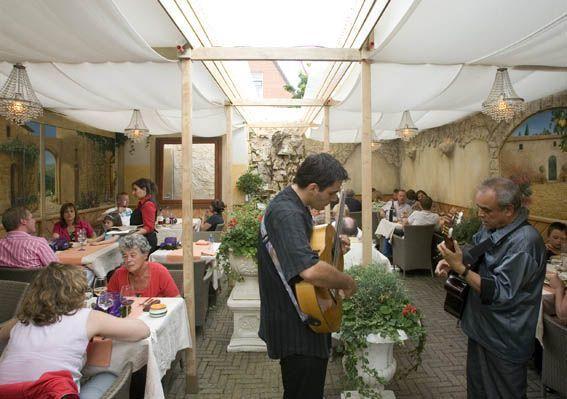 Italiaans Restaurant Pizzeria Mare e Monte