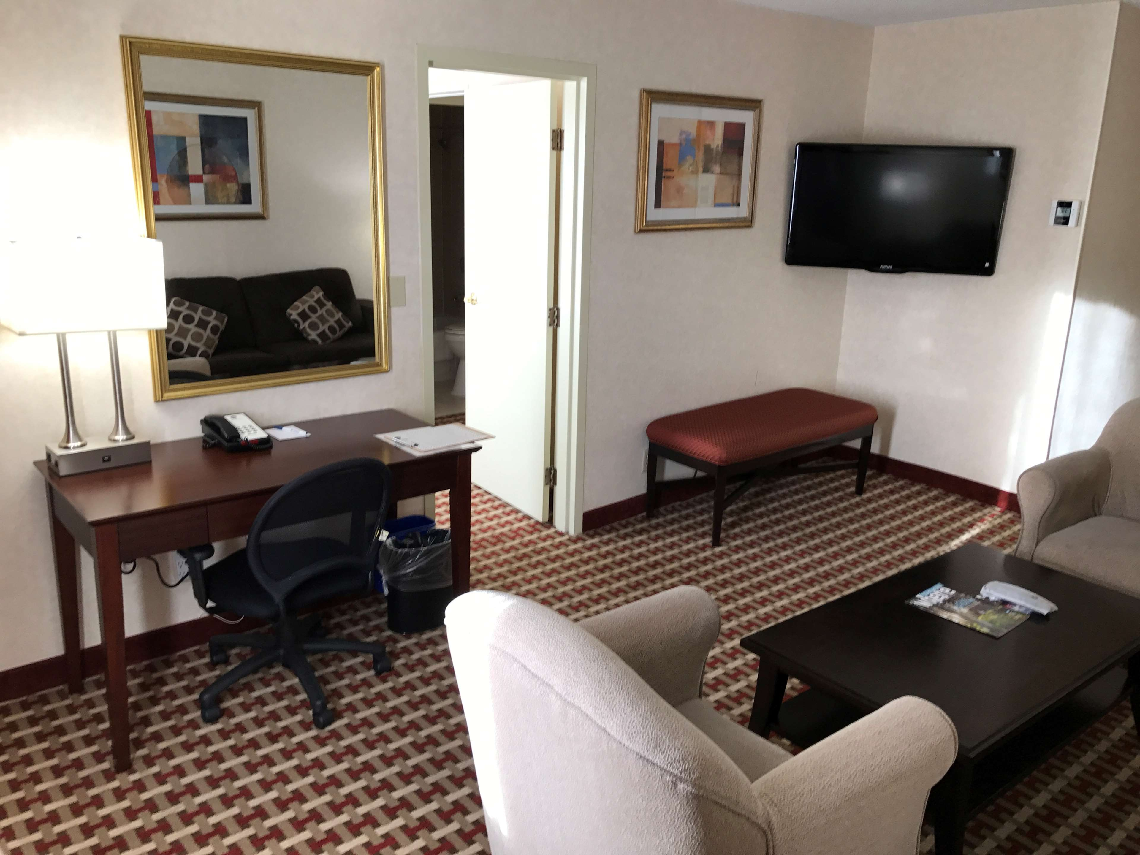 Best Western Plus Grosvenor Airport Hotel South San Francisco Ca