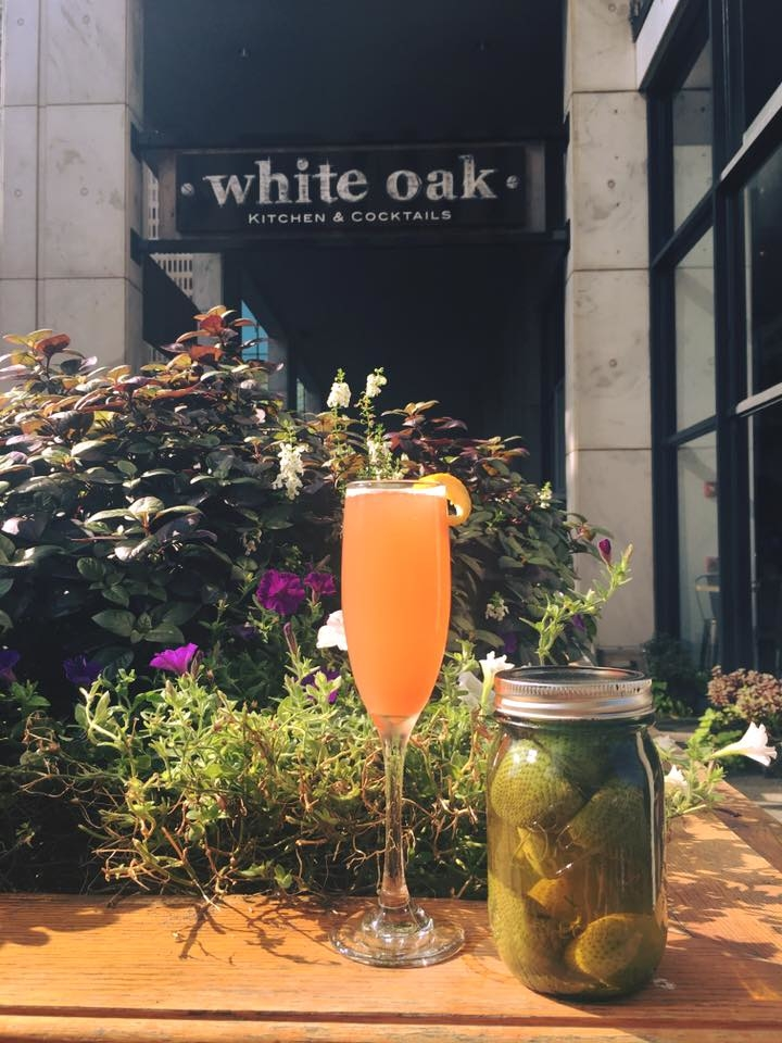 White Oak Kitchen And Drinks Private Dining