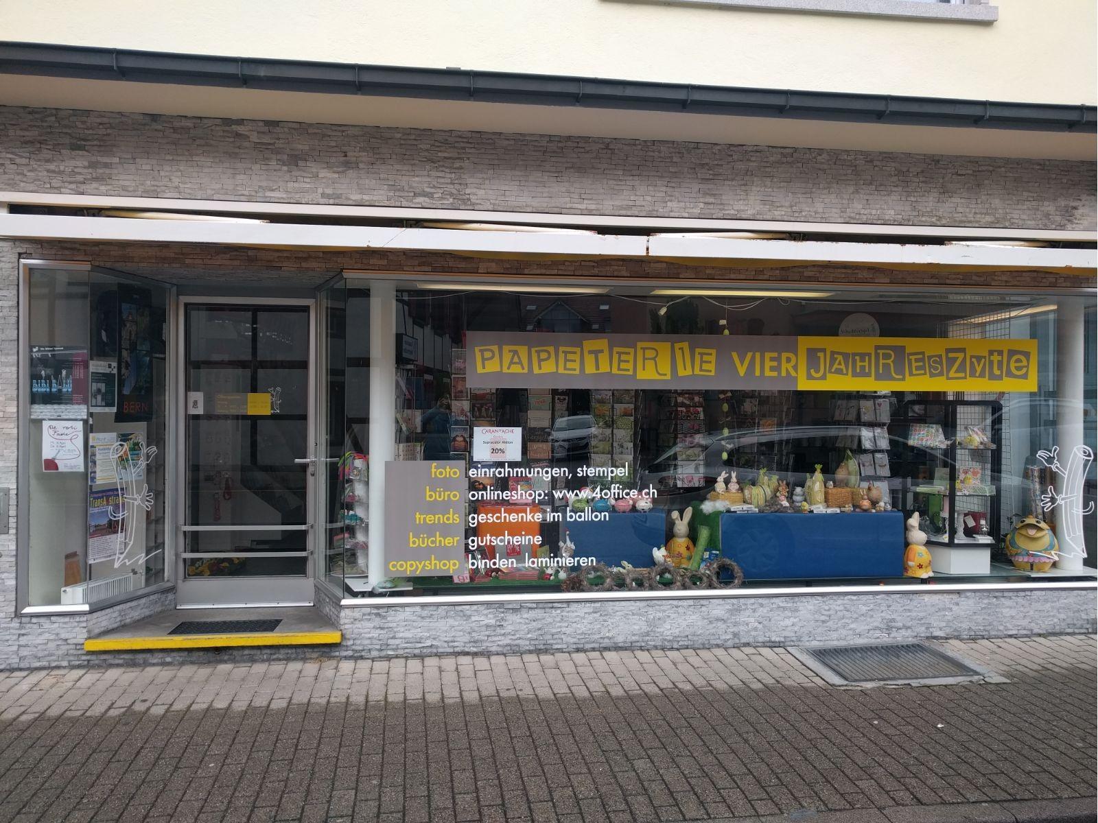 Papeterie Vier Jahreszyte GmbH