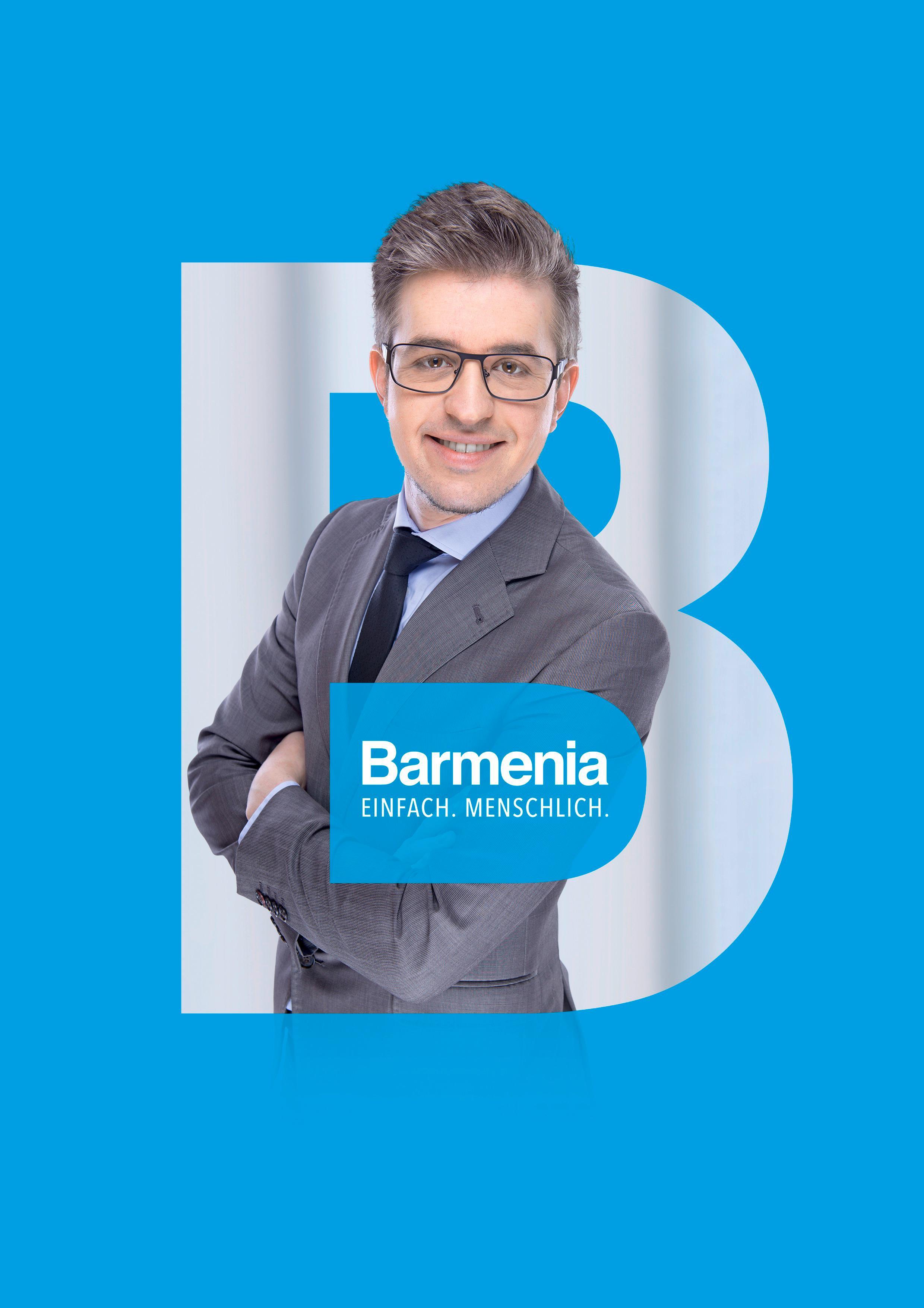 Barmenia Versicherung - Oliver Schaumkessel