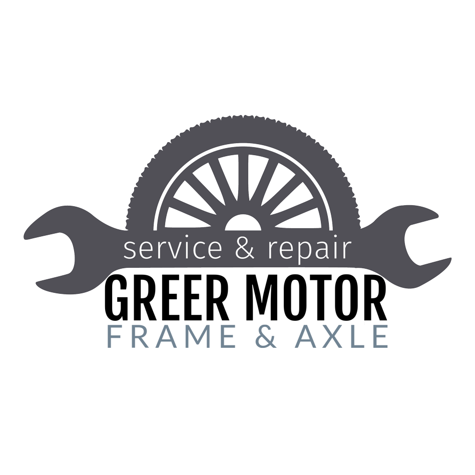 Greer Motor Frame & Axle