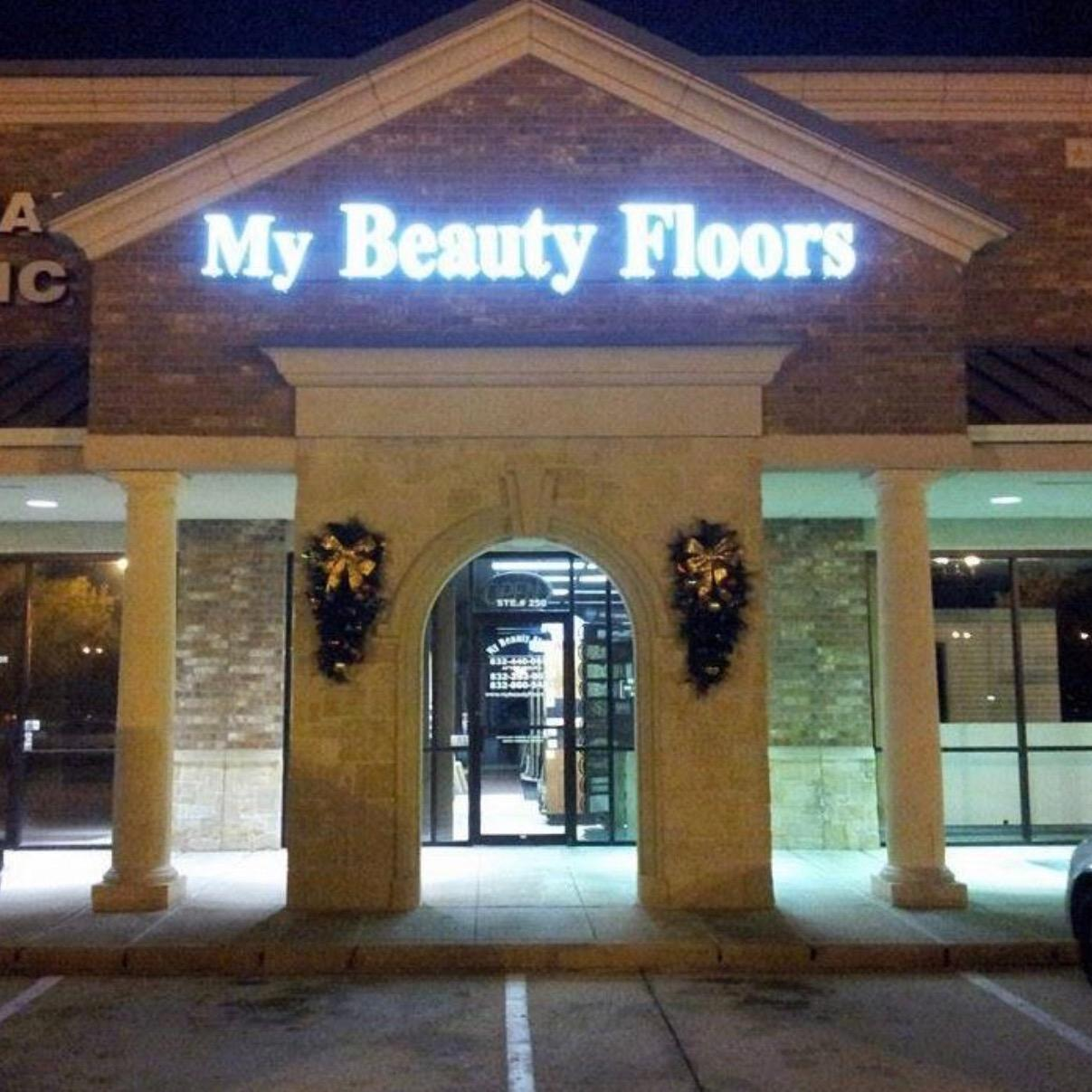 My beauty floors
