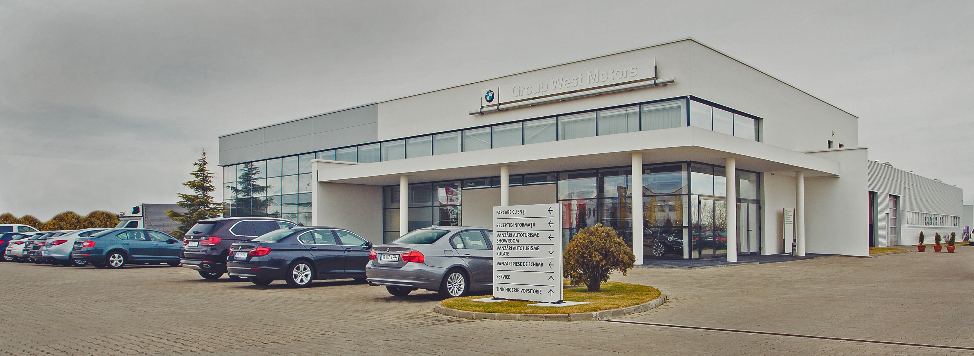 BMW Group West Motors S.R.L.