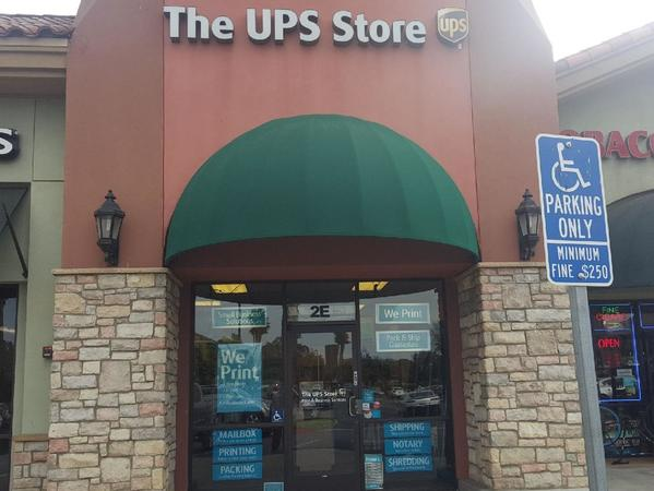 The Ups Store Sierra Crossroads Shipping Packing Printing And