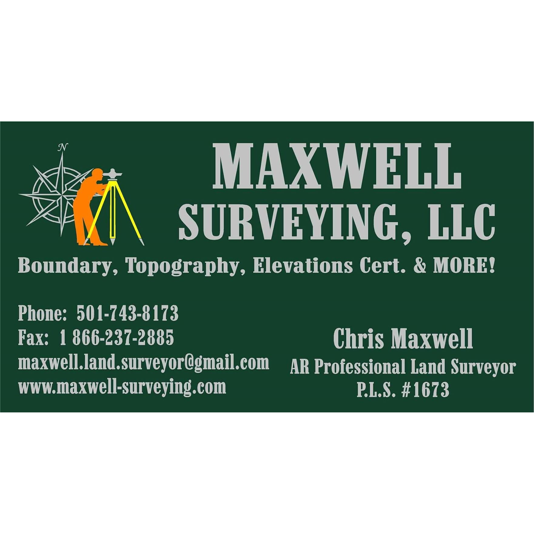 Maxwell Surveying Llc