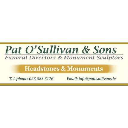 Pat O'Sullivan & Sons Funeral Directors & Monumental Sculptors
