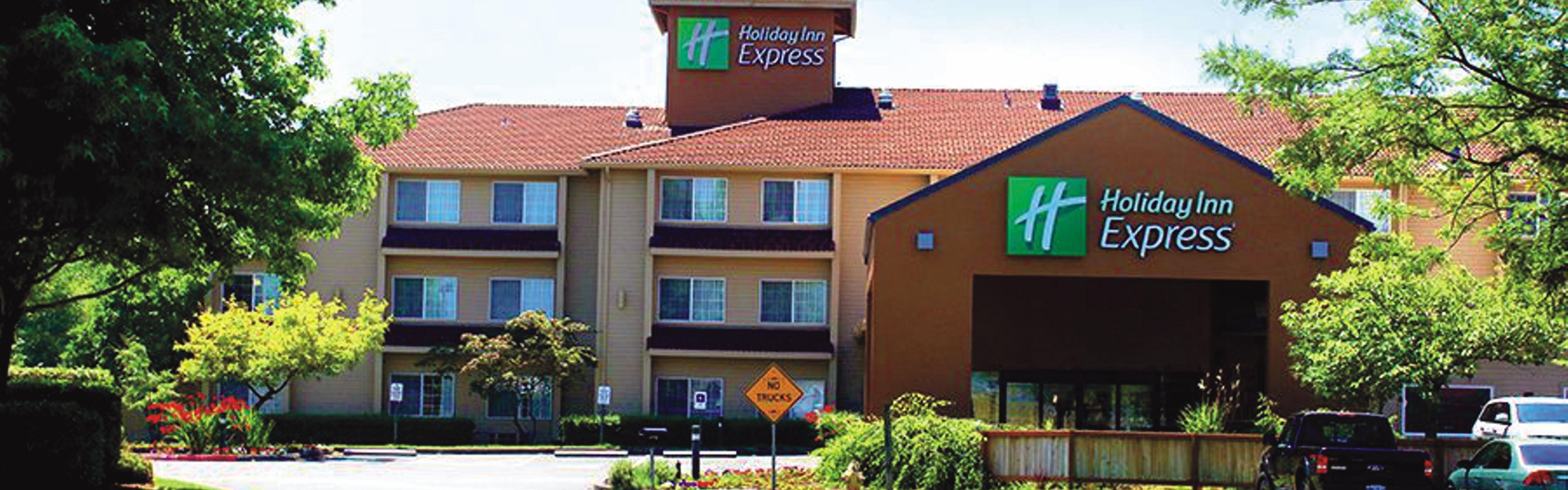 Holiday Inn Express Portland Oregon