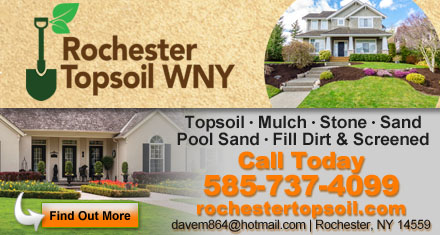 Rochester topsoil wny coupons near me in 8coupons for Soil near me