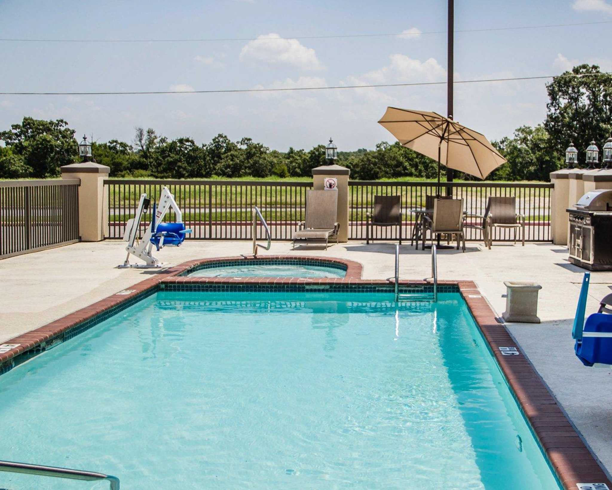 Hotels Near Mcalester Ok