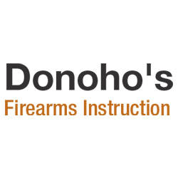 Donoho's Firearms Instruction