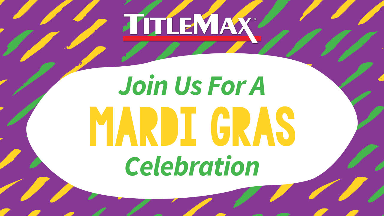Mardi Gracs Customer Appreciation
