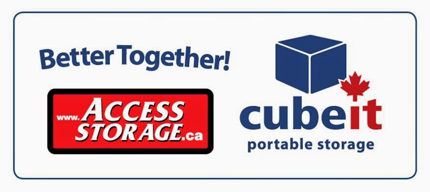 Cubeit Portable Storage - Toronto