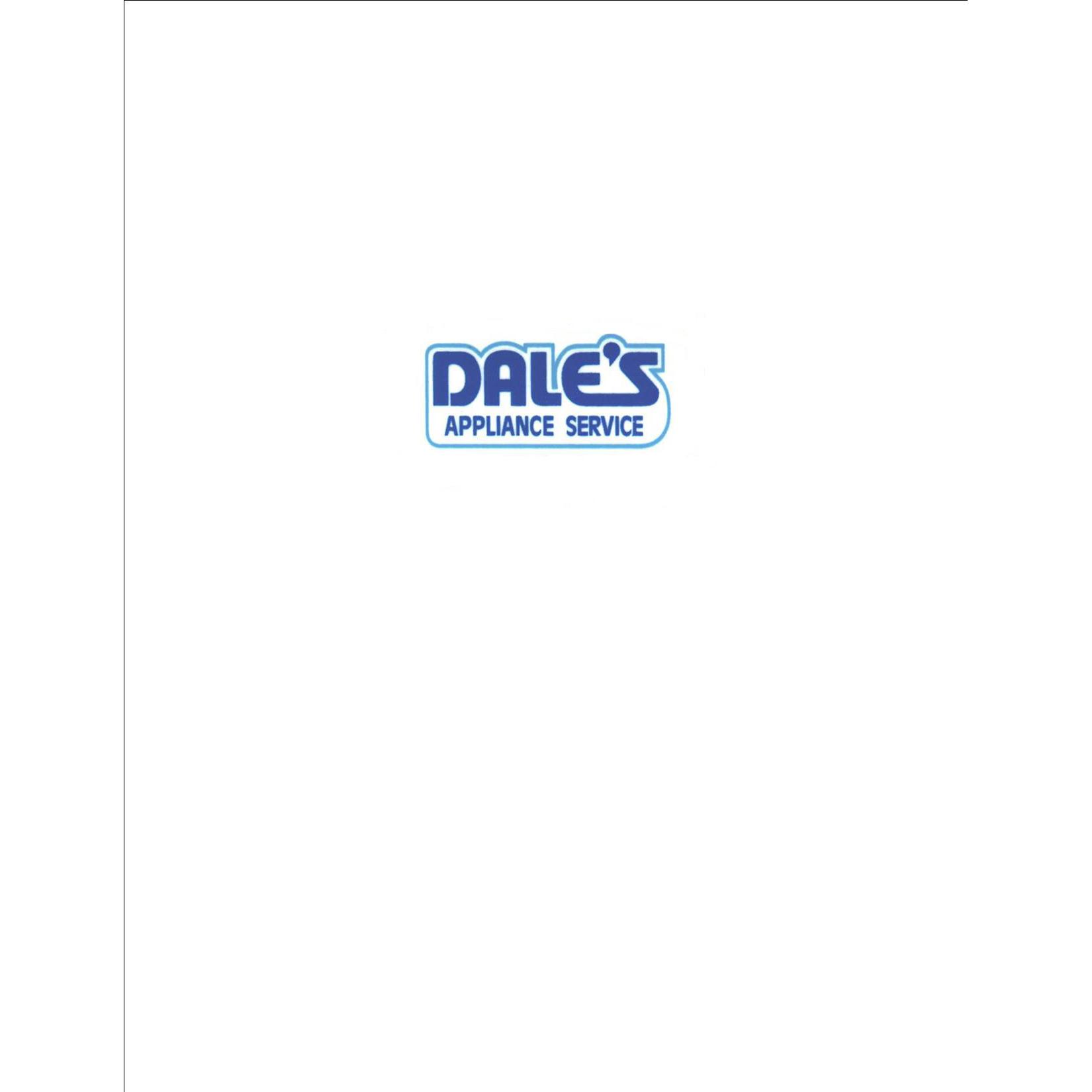 Dale's Appliance Service - Newfield, NJ - Appliance Rental & Repair Services