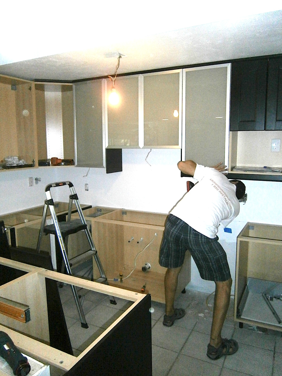 Kitchen craft llc ikea kitchen installation sarasota for Kitchen installation