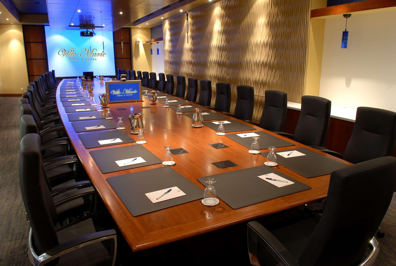 Best Western Ville-Marie Montreal Hotel & Suites à Montreal: Salon Ville Marie Meeting Room