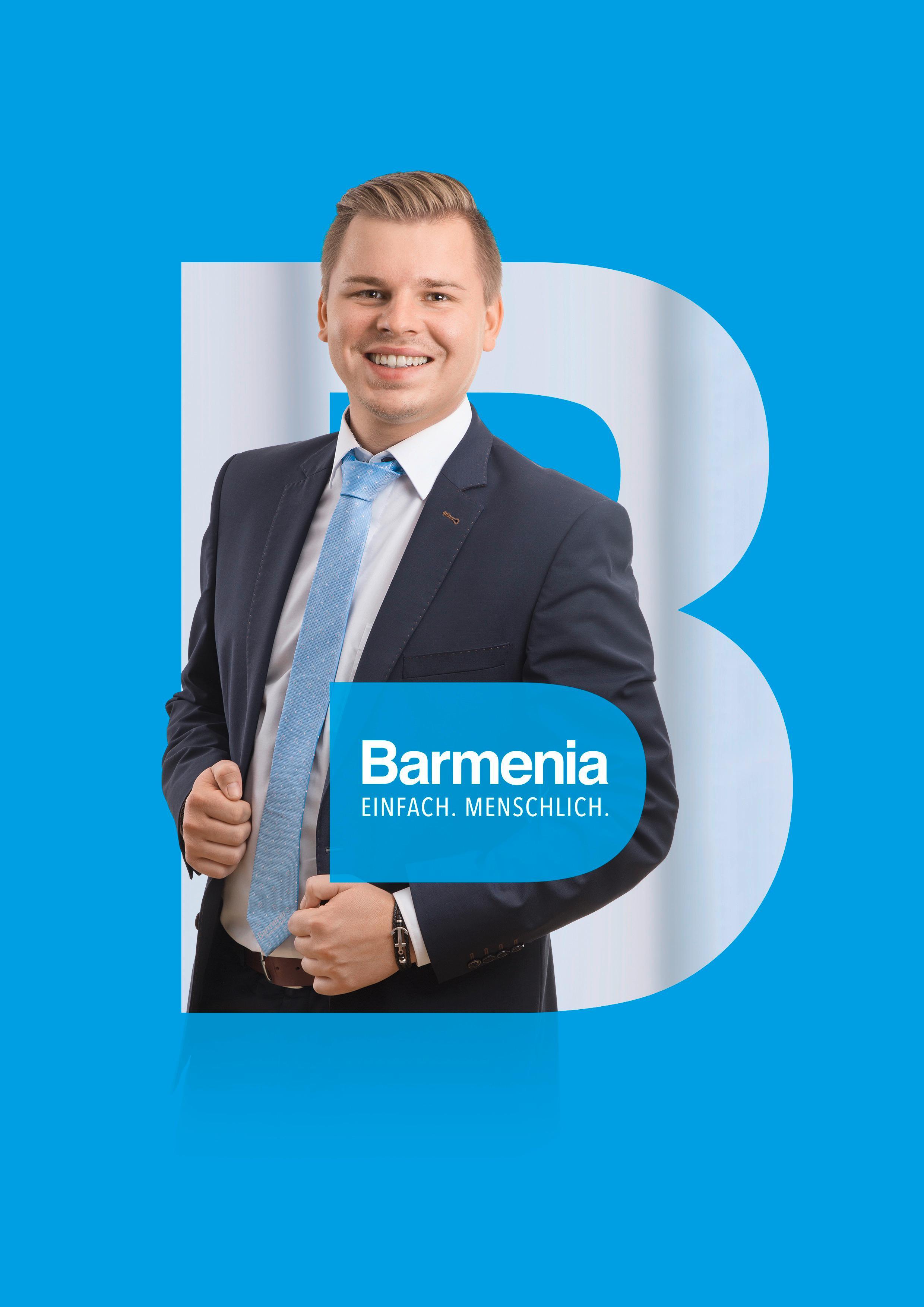 Alexander Seiler. Ihr Ansprechpartner für die Barmenia Versicherung in Bayreuth.