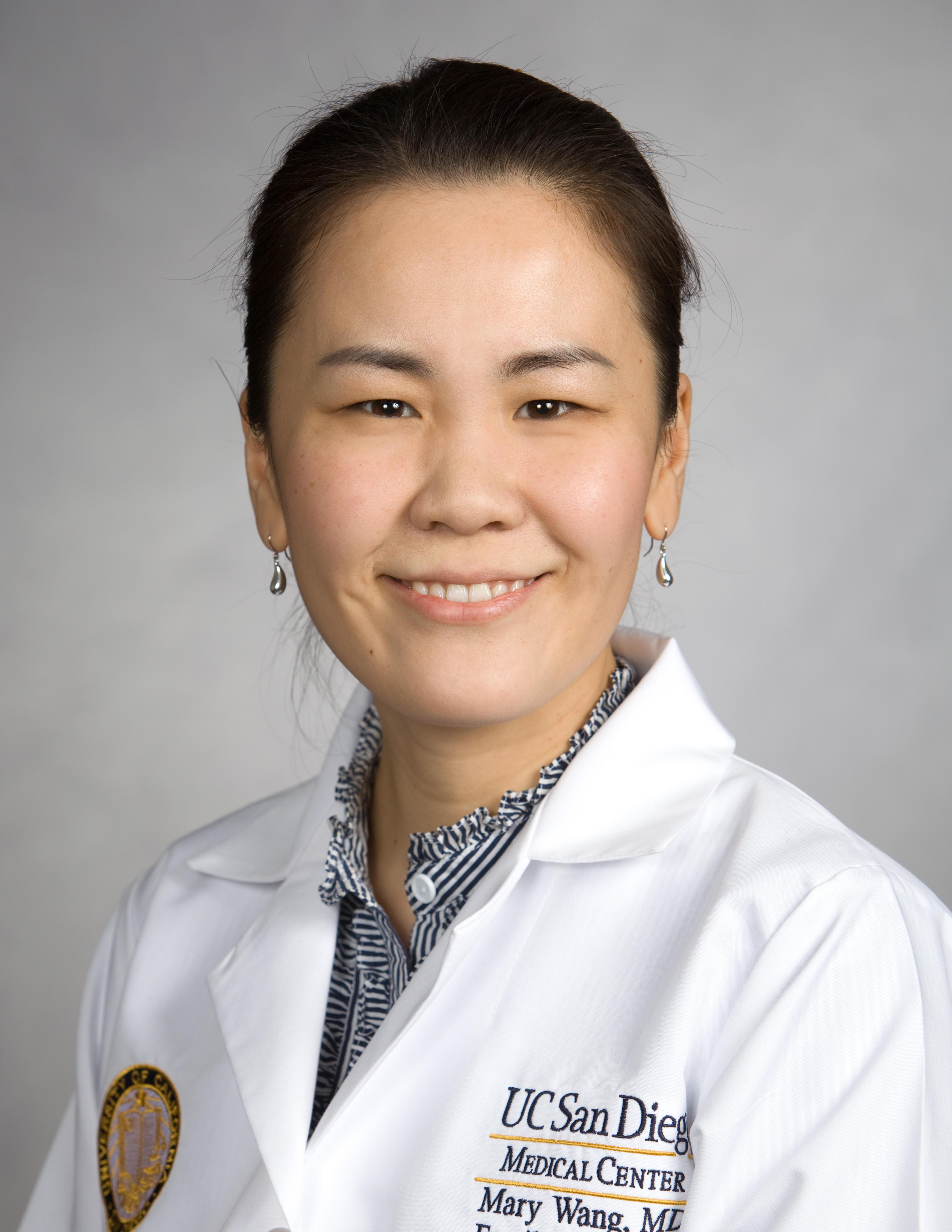 Mary Wang, MD