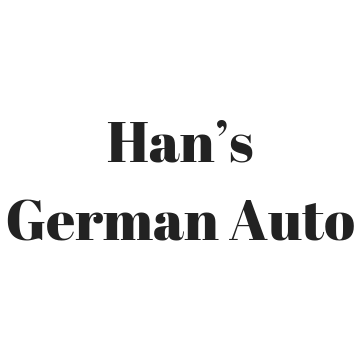 Han�s German Auto