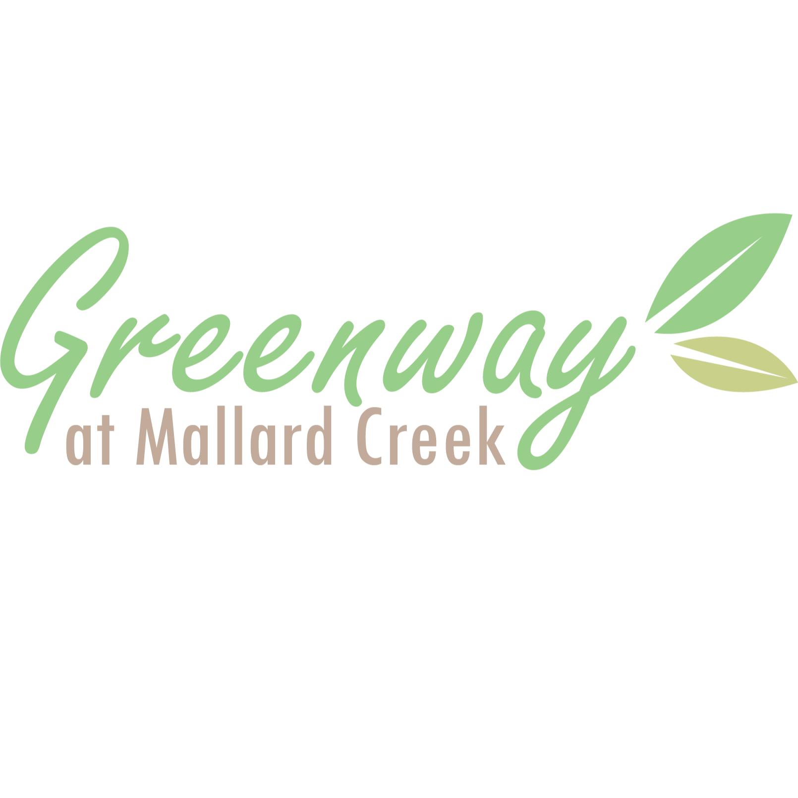 Greenway at Mallard Creek