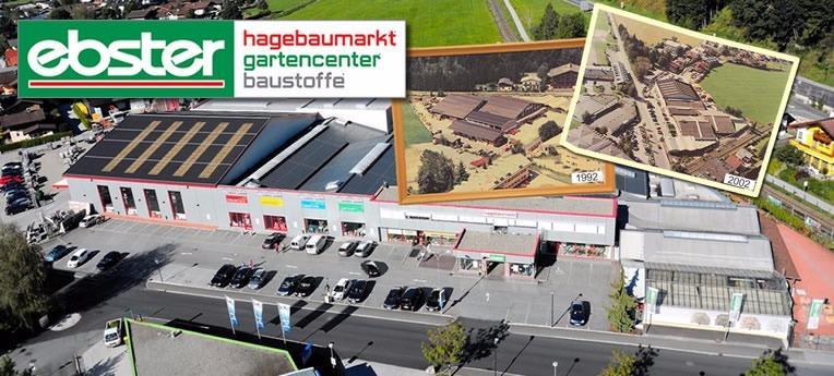 Baumarkt und Gartencenter Ebster GmbH