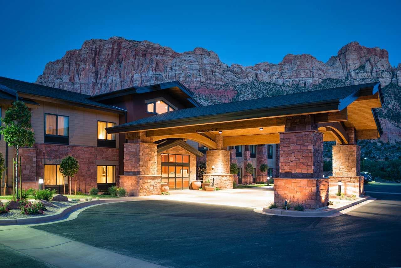 Hotels Motels Near Zion National Park