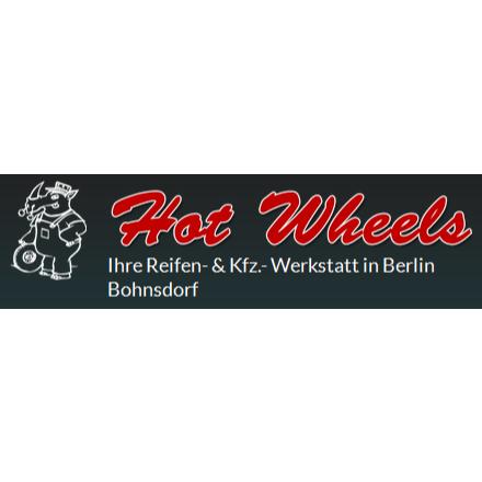 Bild zu Hot - Wheels Reifen und KFZ Service Dennis Reppin in Berlin