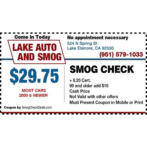 Lake Auto and Smog