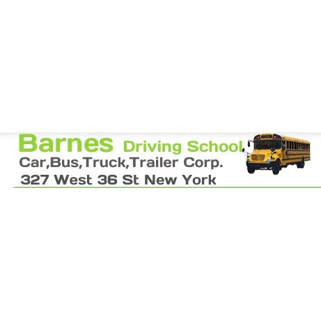 Barnes Driving School Auto Bus, Truck Trailer Corporation