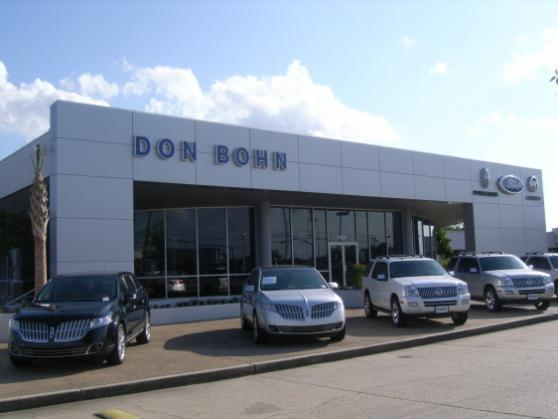 service center don bohn ford in harvey new used car
