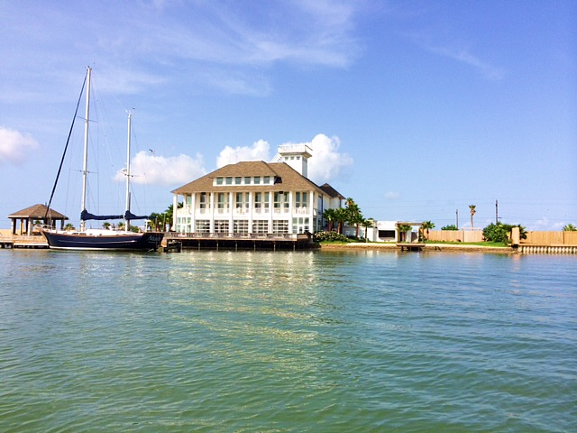 Mansion by the Sea