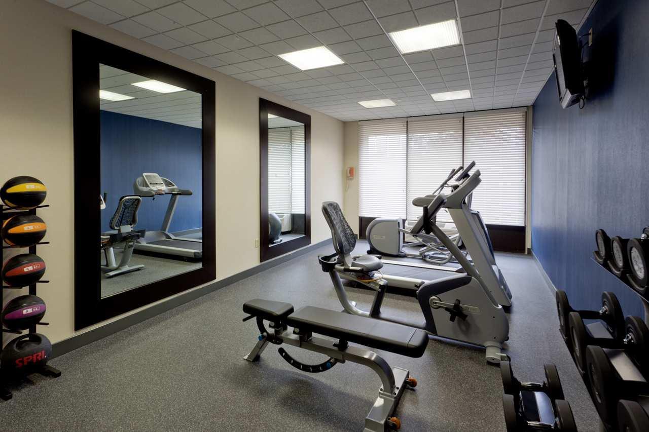 Hampton Inn Manassas Fitness Center