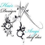 Logo von HAIR DESIGN Angi darf das Angela Behrens