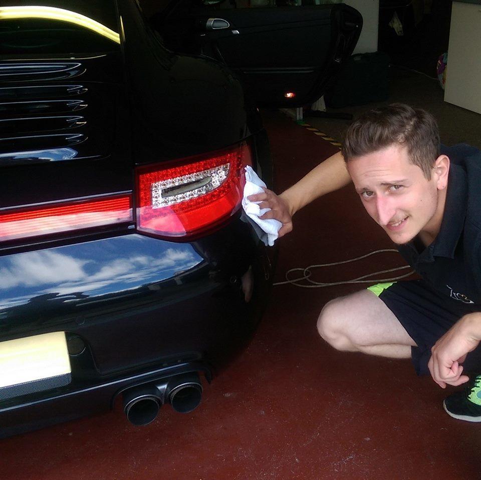 Autopflege Car-Detailing Yence