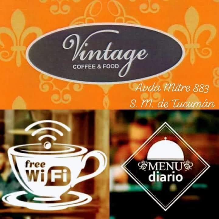 VINTAGE COFFEE & FOOD