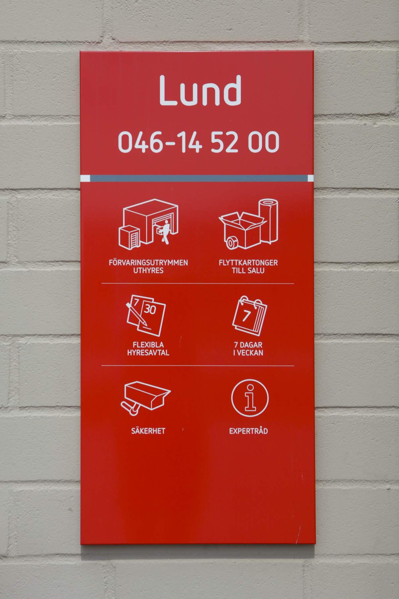 Shurgard Self-Storage Lund
