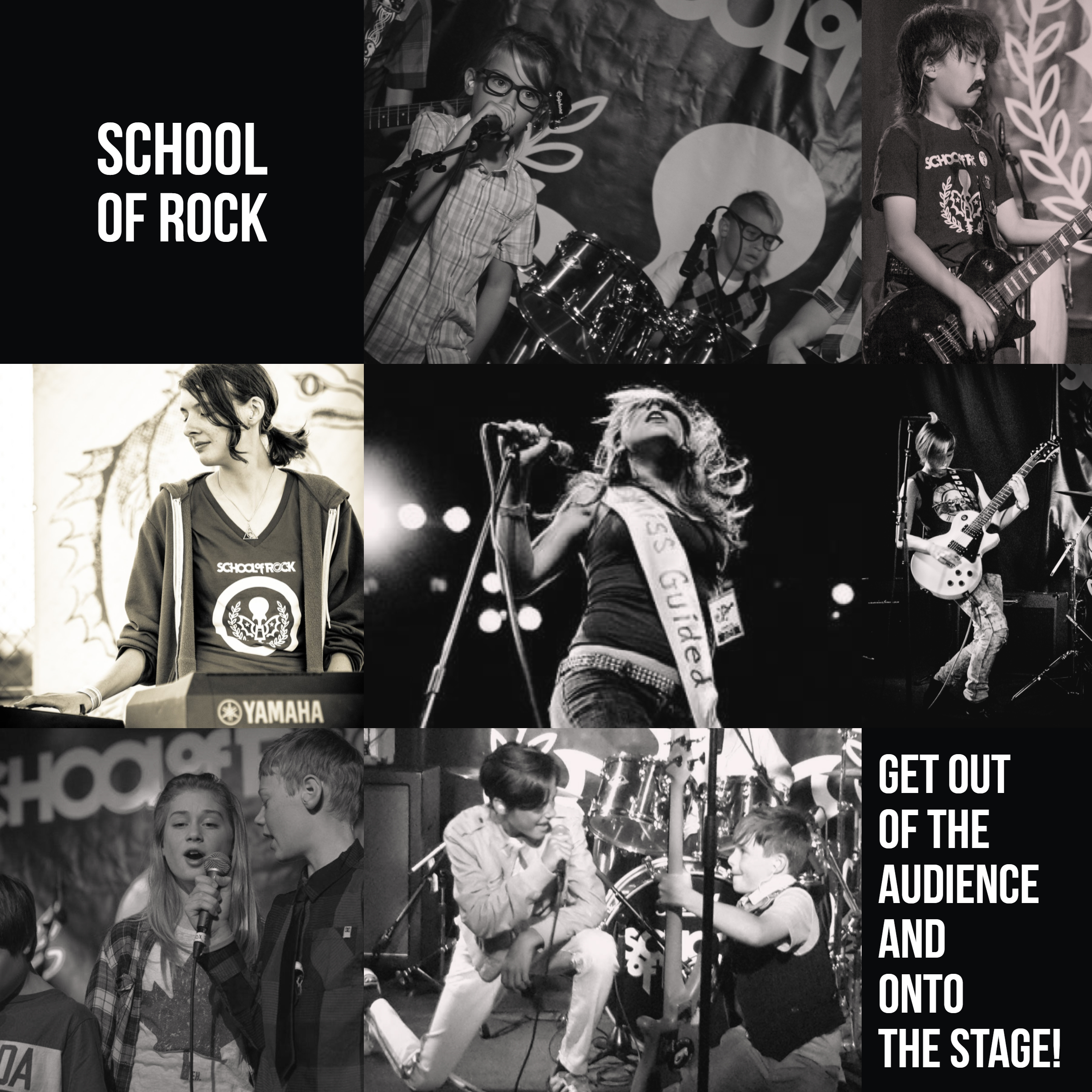 School of Rock Kitchener-Waterloo