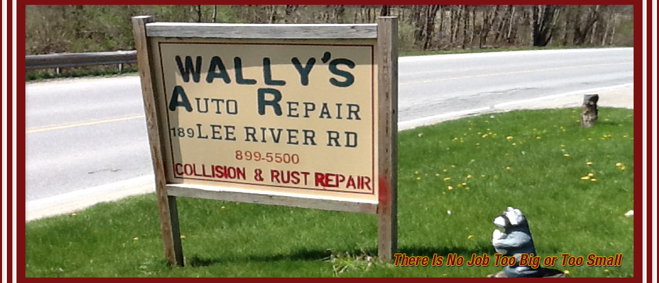 Wally's Auto Repair