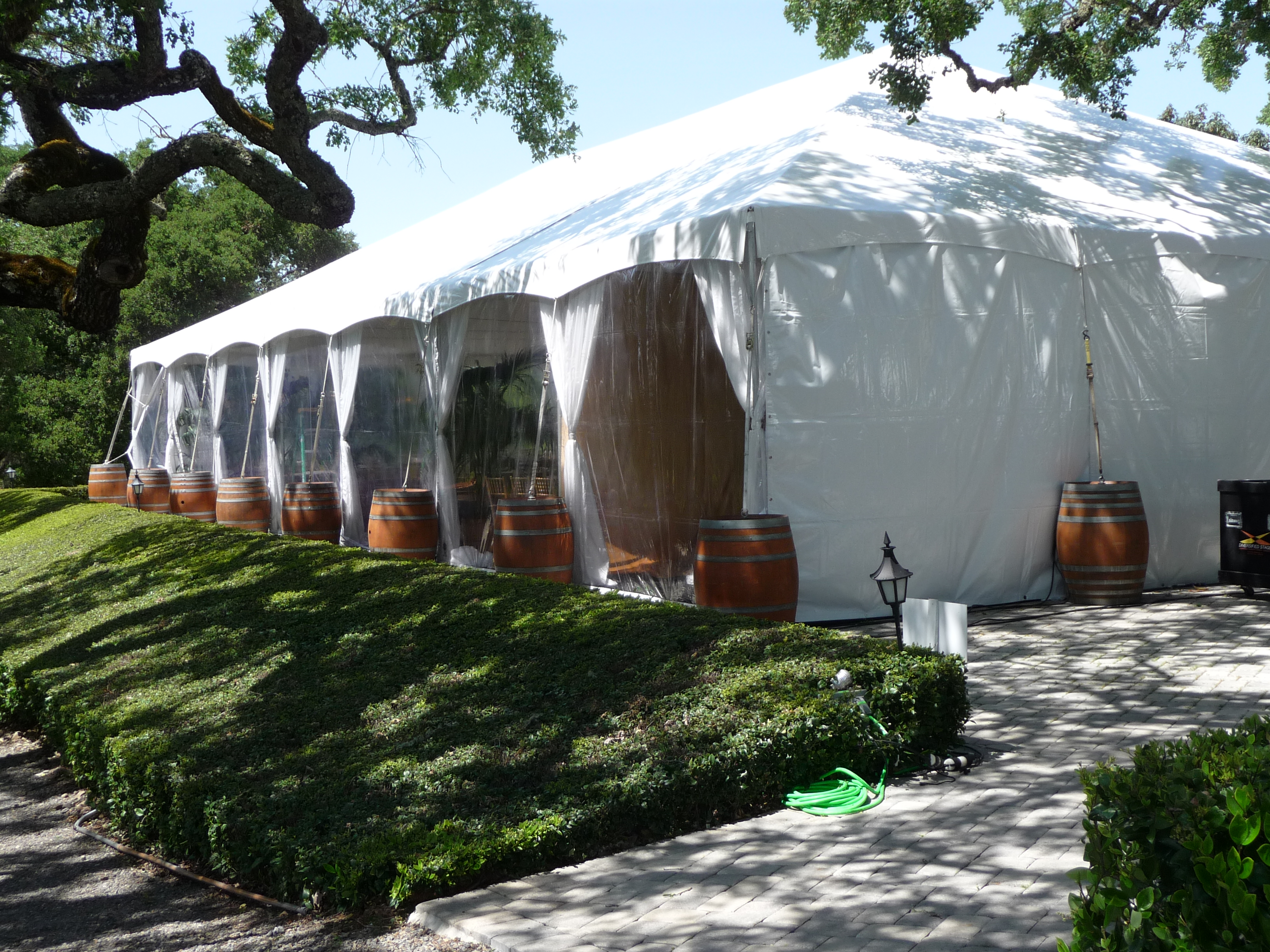 Party tents and events rentals in santa rosa ca 95403 for Craft store santa rosa