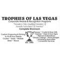 Trophies Of Las Vegas