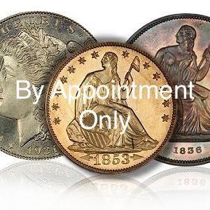 Markham Numismatics - Coin Appraiser