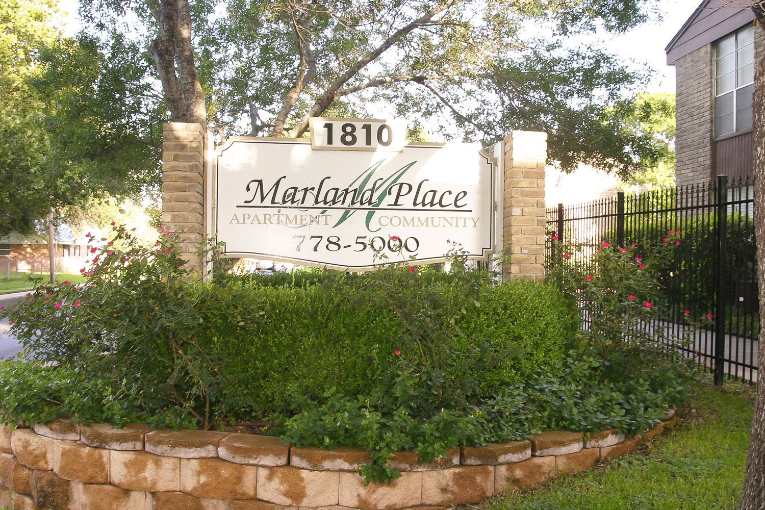 Marland Place Apartments Temple Texas