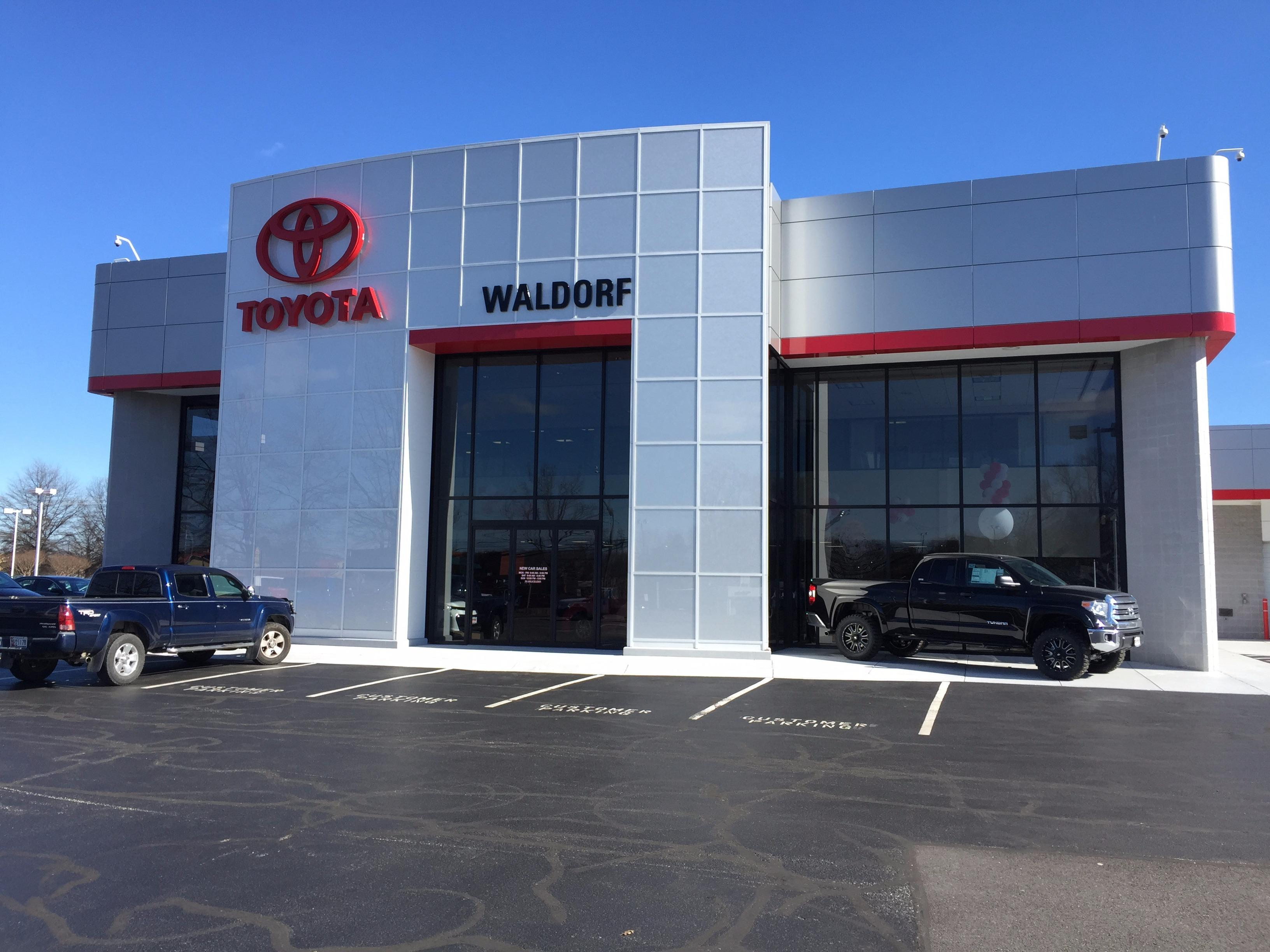 Waldorf Toyota Car Dealer Waldorf MD